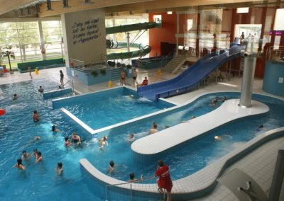 Aquapark w Suwałkach