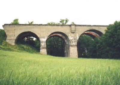 Mosty kolejowe w Kiepojciach